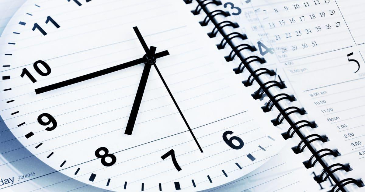 bigstock clock face calendar and diary 36508396 11