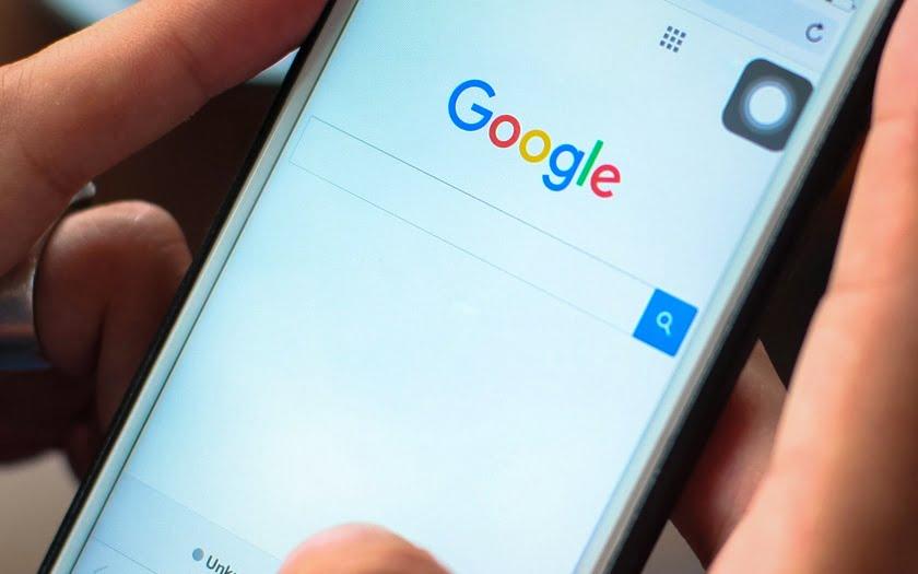 تحديث تطبيق Google Search